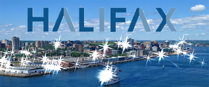 halifax airport to downtown cab fare